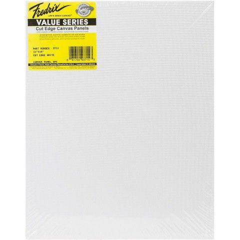 d509f45c5b3 Submit Review. We found other products you might like! Fredrix Value Series  Cut Edge Canvas Panels 8