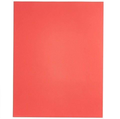 Bright Color Copy Paper 8 5 X 11 24 Lb 75 Gsm Red 500 Sheets