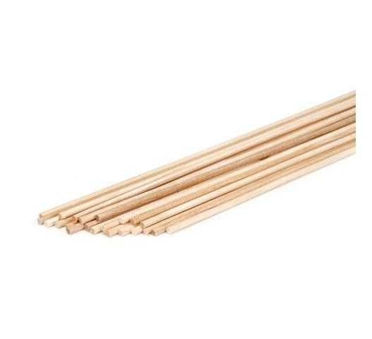 Darice Dowel Rod Wood 18 X 12 Inches 22 Pieces 9192 01