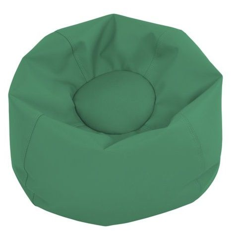Cool Softzone Classic Bean Bag Junior 35In Green Color Elr 12835 Gr Andrewgaddart Wooden Chair Designs For Living Room Andrewgaddartcom