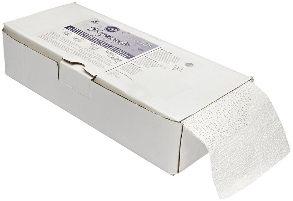 Pacon Plast/'r Craft Modeling Material Plaster Gauze 25 lb 52740 Remnant Pack