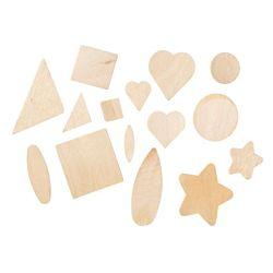 Craft Wood Bits - 1000/pkg