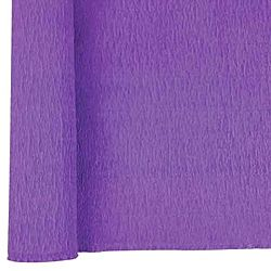 Denne Crepe Folds, 20 x 7.5-Feet, Orchid