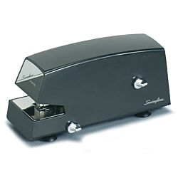 Swingline Commercial Electric Stapler, Heavy Use, 20 Sheets, Black ,S7006701