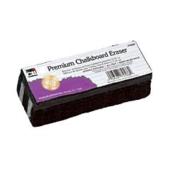 Charles Leonard Premium Felt Chalkboard Eraser - 5