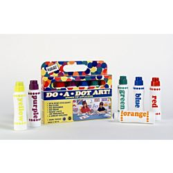 Do-A-Dot Rainbow 6 Pack Dot Markers - DAD101