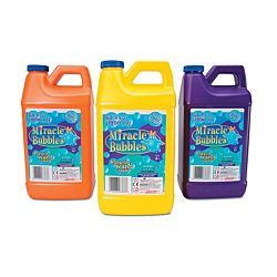 Miracle Bubble Solution Refill - 64 oz