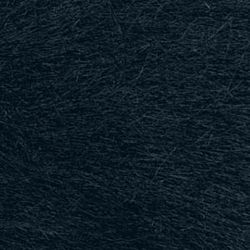 Long Pile Craft Fur - Black - 9 x 12 inches