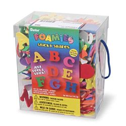 Darice Foamies Alphabet  Bucket Letters 5 oz 1031-92