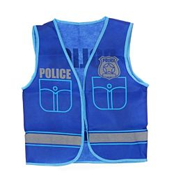 Children Dress Up Vest - Policeman - 16 x 20 inches