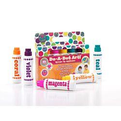 Do-A-Dot Tutti Frutti Shimmer 5 Pack Dot Markers - DAD109