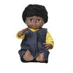Marvel Education Company Dolls Multi-Ethnic Black Girl