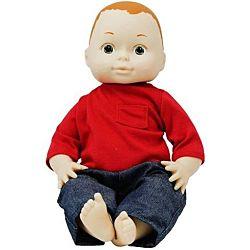 Marvel Education Company Dolls Multi-Ethnic White Boy