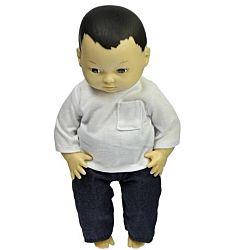 Marvel Education Company Dolls Multi-Ethnic Asian Boy
