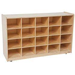 Wood Designs 20 Tray Storage without Trays, WD-14509