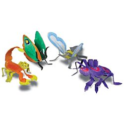 Insect Sculptures - Roylco R16036 -24 per package