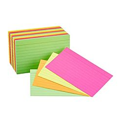 Index Cards Ruled , 3
