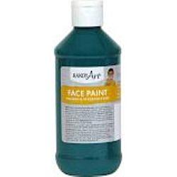 Handy Art 8 oz. Washable Face Paint  - Green 556-045