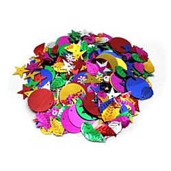 Sequins & Spangles - 4 oz. package