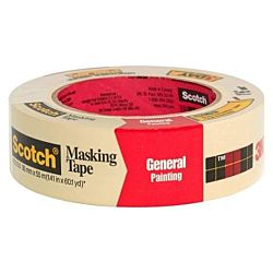 Scotch General-Purpose Masking Tape, 3/4