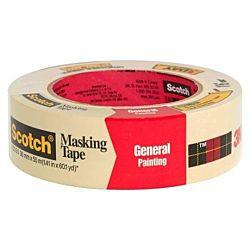 Scotch General-Purpose Masking Tape, 1.5