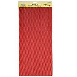 Yaley Beeswax Sheet Kits, Red
