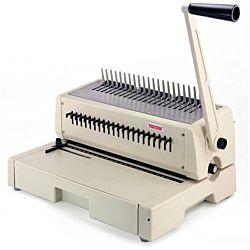 Tahsin 210PB Manual Punch & Comb Binding Machine With 21 Dies