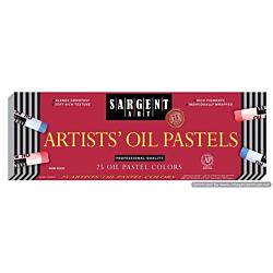 Sargent Art 25 Count Oil Pastels, Assorted  22-2018