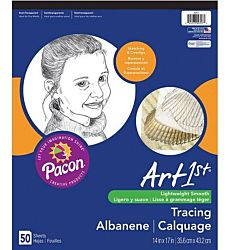 PACON, ART1ST TRACING PAD 14