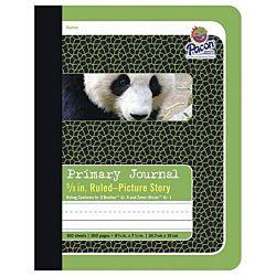 PACON COMPOSITION BOOK, GREEN PANDA 9.75