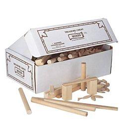 Treasure Chest of Wood