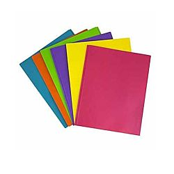 Two Pocket Folder without Prongs 8 1⁄2