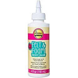 Aleene's Felt and Foam Tacky Glue - 4 oz. 33171