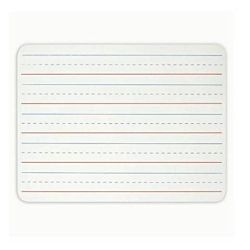 Standard Dry Erase Lapboard 9 x 12 Inches, 1 Side Lined