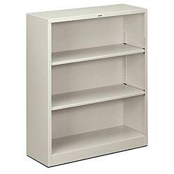 Hon, Brigade 3-Shelf Bookcase 12.63