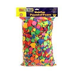 WonderFoam 1 lb Bag, Contains over 5,000 pieces