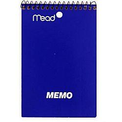 Wirebound Memo Book 4