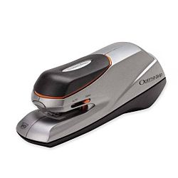 Swingline Electric Stapler, Optima Grip Dual Power, 20 Sheet Capacity, Silver (S7048207)
