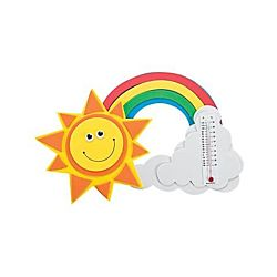 Sun Thermometer Craft Kit