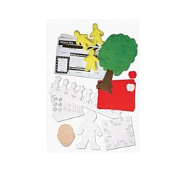Roylco About Me Activities Kit 7 , R52210