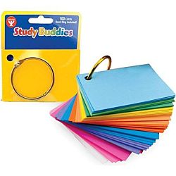 Hygloss Study Buddies Embellishment, Assorted Colors, 2