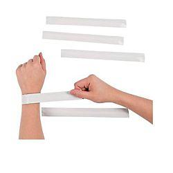 Design Your Own Slap Bracelets - 24 pcs
