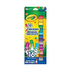 Pip-Squeaks Markers 16 ct. 58-8703