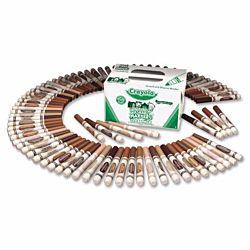 Crayola 58-8217 Crayola Multicultural Marker Classpack (80)