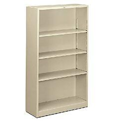 Hon, Brigade 4-Shelf Bookcase 12.63
