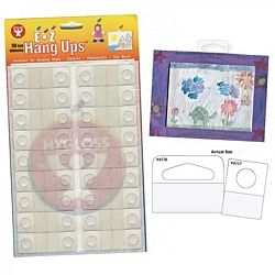 Self-Adhesive E-Z Hang Ups 20 Tabs/Sheet 1 1⁄2