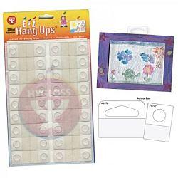 Self-Adhesive E-Z Hang Ups 36 Tabs/Sheet 7⁄8