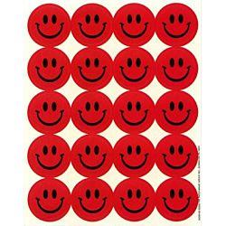 Eureka Strawberry Scented Smile Stickers (65091)