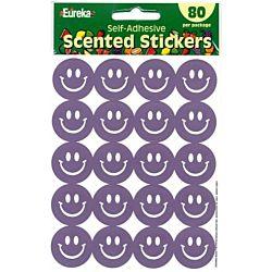 Eureka Grape Scented Smile Stickers(65098)