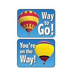 Eureka Hot Air Balloons Success Stickers (658306)